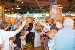 Weddings at Starfire Event Center